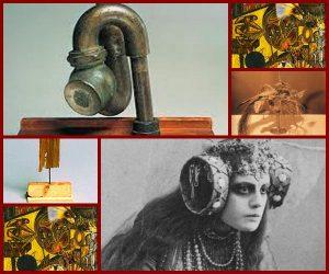 Barones Elsa von Freytag Loringhoven Hayatı ve Eserleri
