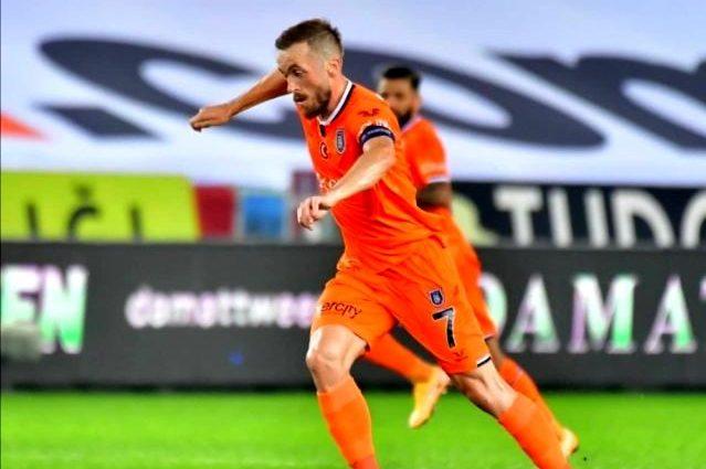 Başakşehir'de Visca 10 maç sonra kadroda