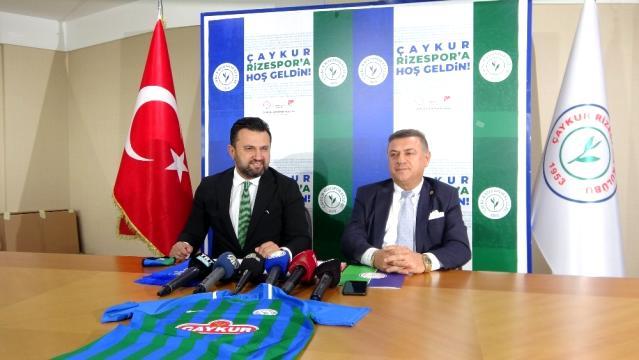 Çaykur Rizespor, Bülent Uygun'a emanet
