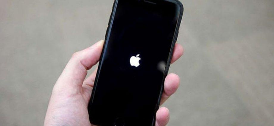 iPhone 5S elma logosunda donma sorunu nasıl çözülür?