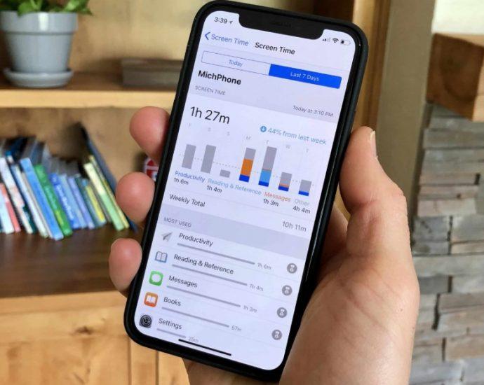 iPhone uygulama kullanım süresi nasıl kısıtlanır?