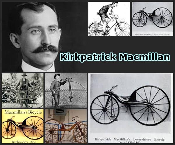 Pedallı Bisikletin Mucidi: Kirkpatrick Macmillan