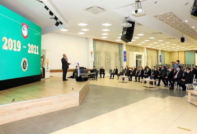 Şener Söğüt: Körfez'in 450 milyon TL borcu ödendi