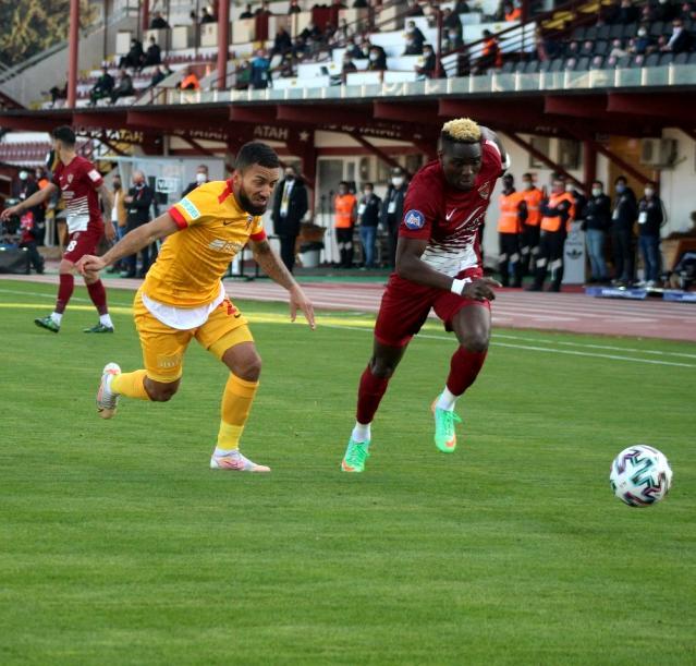 Süper Lig: A. Hatayspor: 1 Hes Kablo Kayserispor: 3 (Maç sonucu)