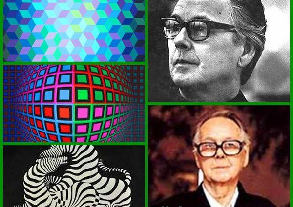 Victor Vasarely Hayatı ve Eserleri