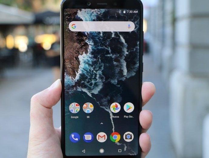 Xiaomi Mi A2 Lite ekran görüntüsü alma işlemi nasıl yapılır?
