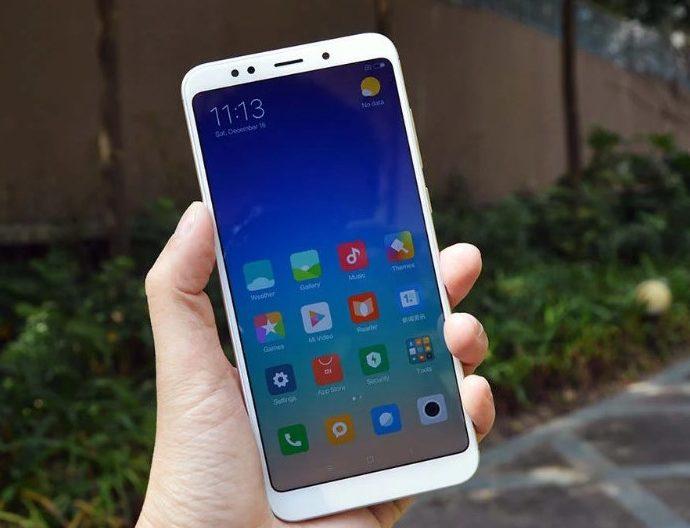 Xiaomi Redmi 5 Plus ekran görüntüsü alma işlemi nasıl yapılır?